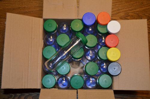 25 XL BIG PET Micro Geocaching container geocache Petling  preform soda bottle