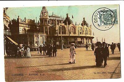 CPA-Carte postale- Belgique- Oostende - Le Kursaal -1911-VM3440