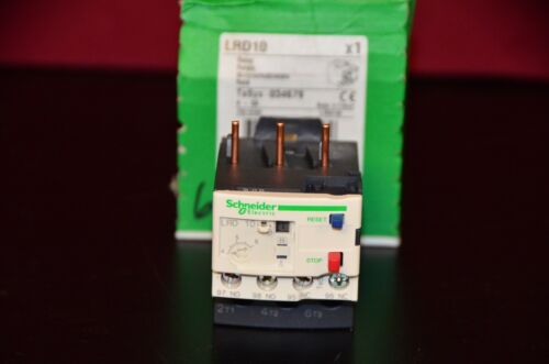 Schneider Electric LRD10 TeSys 034679 Overload Relay NIB NOS