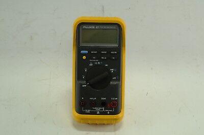Fluke 87 V True Rms Digital Multimeter Passes Fluke Performance Verification