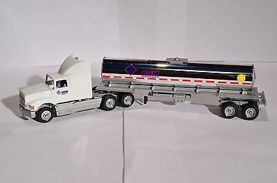 Winross Adm Tanker Archer Daniels Midland Gas Oil Fuel Ethanol Semi Truck 149