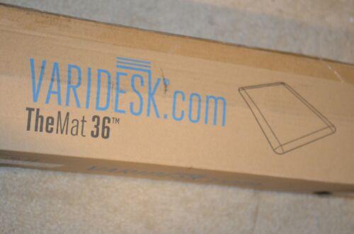"Brand New Varidesk The Mat 36"" Anti-fatigue Standing Mat Office Or Home"