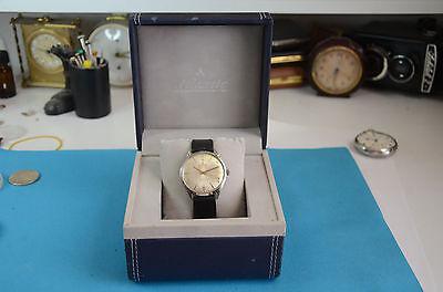 Vintage Atlantic Worldmaster Original With Original Box   In   Good Condition
