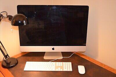 """Apple iMac 27-Inch """"Core i7"""" 3.4 (A1312) MD063LL/A"""