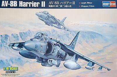 HOBBYBOSS® 81804 AV-8B Harrier II in 1:18