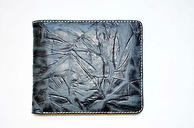 Chevaux Men Wallet Wrinkle Material with Minor Defective