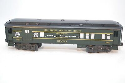 Lionel TCA 1982 National Convention combo baggage Car (new in box)