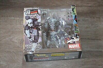 Amazing Yamaguchi Revoltech Deadpool  X-Force Ver.   ( US Seller )