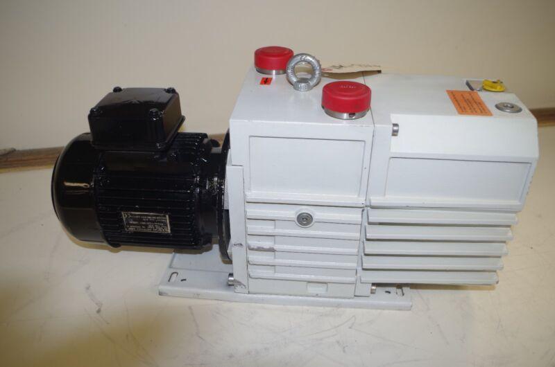 PFEIFFER VACUUM PUMP MOD# DU020    CODE: VAC-236