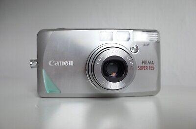 [Excellent] Canon Prima Super 155   SURE SHOT Z155   Excellent Condition AF35M