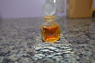 Vintage Cabochard GRES Paris 1 floz (30CC ENY) rear perfume Original with box bo