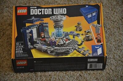 LEGO Ideas Dr. Who (21304) 623 pcs RETIRED