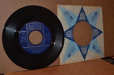 FREEMAN BROTHERS: EVERY DAY IT'S YOU; MALA 485 MINT- NORTHERN SOUL PROMO 45 RPM