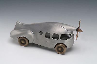SCOTT NELLES Aero Car - Cast Bronze