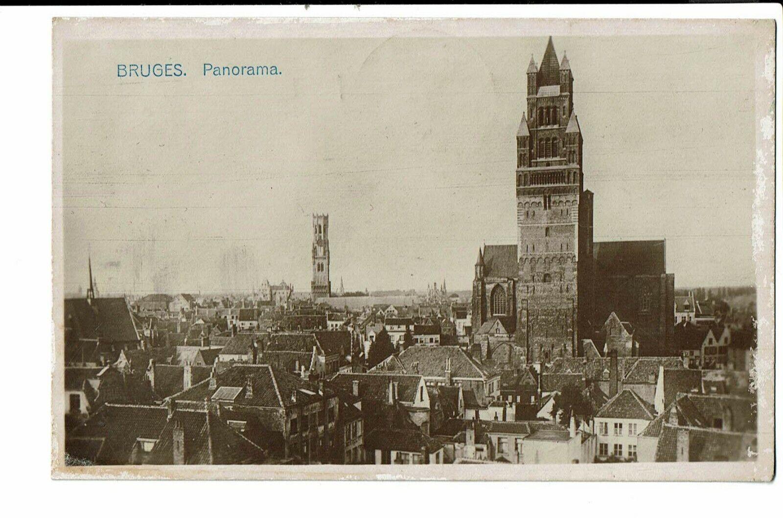 CPA - Carte postale- Belgique -Brugge-Panorama- VM1619