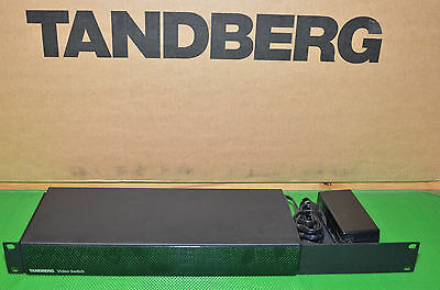 Tandberg Video Switch Tvs Ttc5-01 For Mxp Series Precisionhd 720p Camera Dvi