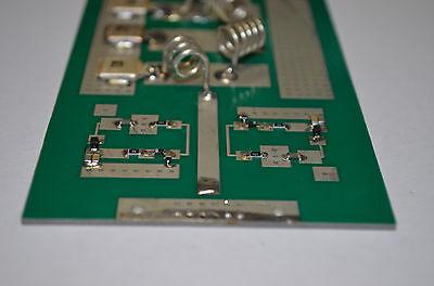 1kw Lpf Bajo Paso Filtro, SWR Sensor, 144-148 MHZ 2m Para Ldmos...