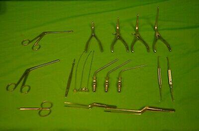 Millenium Xomed Sinus Ent Instrument Set - A Condition