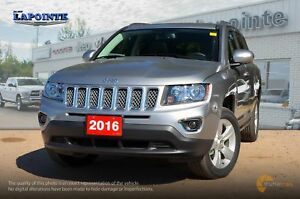 2016 Jeep Compass Sport/North 2016 Jeep Compass High Altitude...