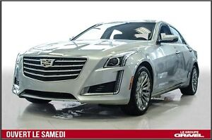 2017 Cadillac CTS 2, 0L TURBO LUXURY AWD ** 157$/SEM **