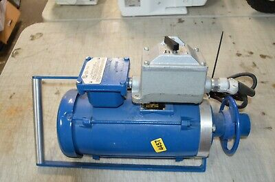 Thompson Chemtrex M46 Pump With Baldor Explosion Proof Motor 2hp 3phase