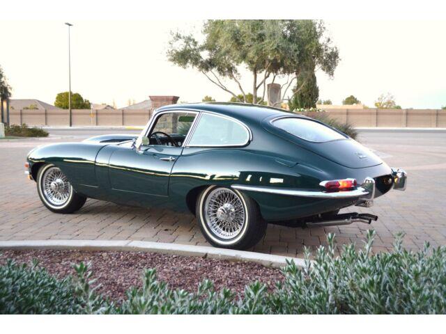 Imagen 1 de Jaguar E-type green