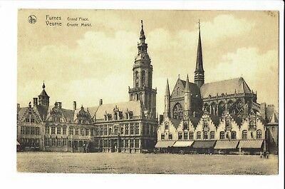 CPA-Carte postale- BELGIQUE  Veurne- Grand Place -1931 - S1404