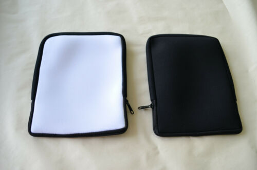 Neoprene Tablet Cases Dye sublimation blanks 27 qty