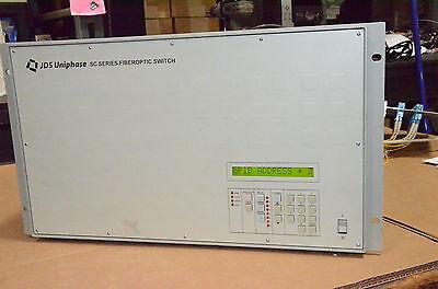 Jds Uniphase Programmable Matrix Switch Sc04160-z000919 Sc04160 Sc
