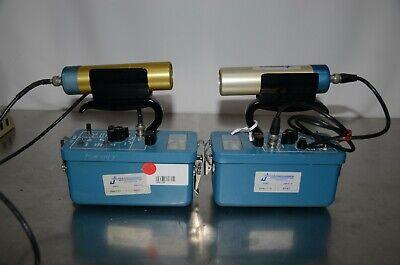 Wm B Johnson Gsm-110 Geiger Meter W Probe Gp-200