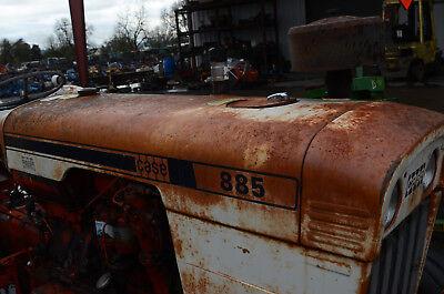 Casedavid Brown 885 Tractor Hood