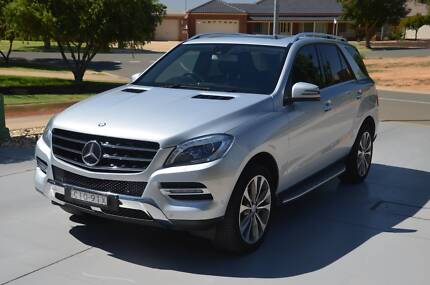 2012 Mercedes-Benz ML SUV Moama Murray Area Preview