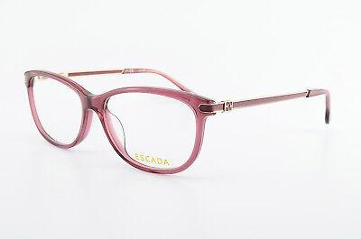 ES 390 Col. 03GB Modern Eyeglasses Frame Woman +Case NEW (Katze Auge Frames)