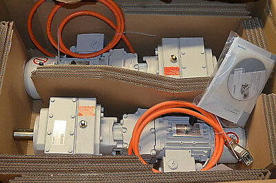 SIEMENS 2KJ1212-1CC13-9AG1-Z 0,18 kW Stirnradgetriebemotor MOTOX NEU
