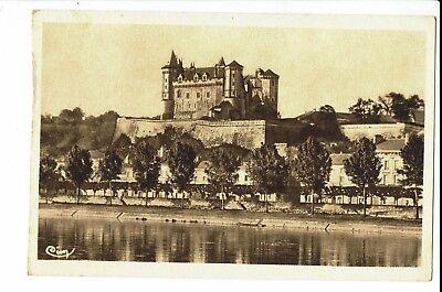 CPA-Carte postale---FRANCE -Saumur - Son Château -1955 -  S946