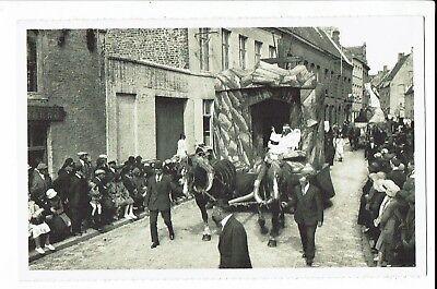 CPA - Carte postale - Belgique - Veurne Procession de Pénitence - S1634