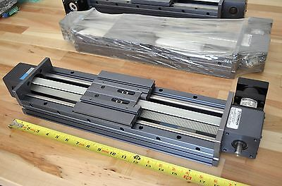New Thomson 2rem12 X450mm Super-slide Linear Actuator Belt-drive Nema-true Nt23