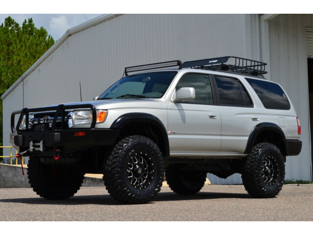 2001 toyota 4runner 4x4 sr5 lifted built tacoma jeep wrangler trd suv reserve no used toyota. Black Bedroom Furniture Sets. Home Design Ideas