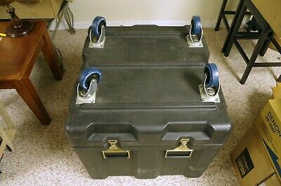Zero Plastics Super Heavy Duty Shipping Case For Air Freight Or Truck Shipping