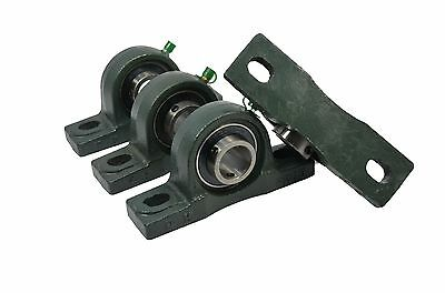 Ucp205-16 1 Pillow Block Solid Base Mounted Bearing Unit Qty. 4