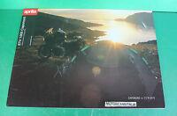 Aprilia Moto Caponord Etv 1000 Brochure Folder Catologue Katalog Pubblicita -  - ebay.it
