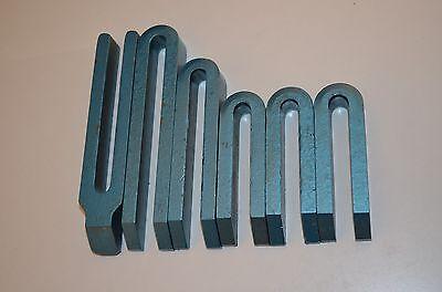 Gabelspannpratzen,  DIN 6315B, Schlitzbreite 15mm,  6Stück, RHV8317,