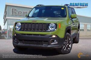 2016 Jeep Renegade North 2016 Jeep Renegade North 4x4 SUV