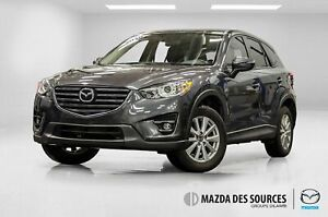 2016 Mazda CX-5 GS FWD TOIT OUVRANT SIEGES CHAUFFANT BAS KM