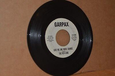 THE REV-LONS: GIVE ME ONE MORE CHANCE & BOY TROUBLE; VG++ NORTHERN SOUL WLP 45