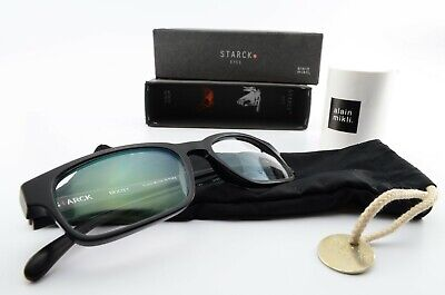 STARCK EYES for MIKLI Brille Biocity 51[]18 140 SH3011 0002 Black Eye Frame 2014