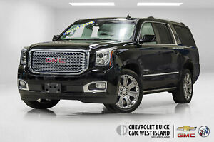 2015 GMC Yukon XL Denali ** 7 PLACE ** TOIT ** CAMERA ** GPS **