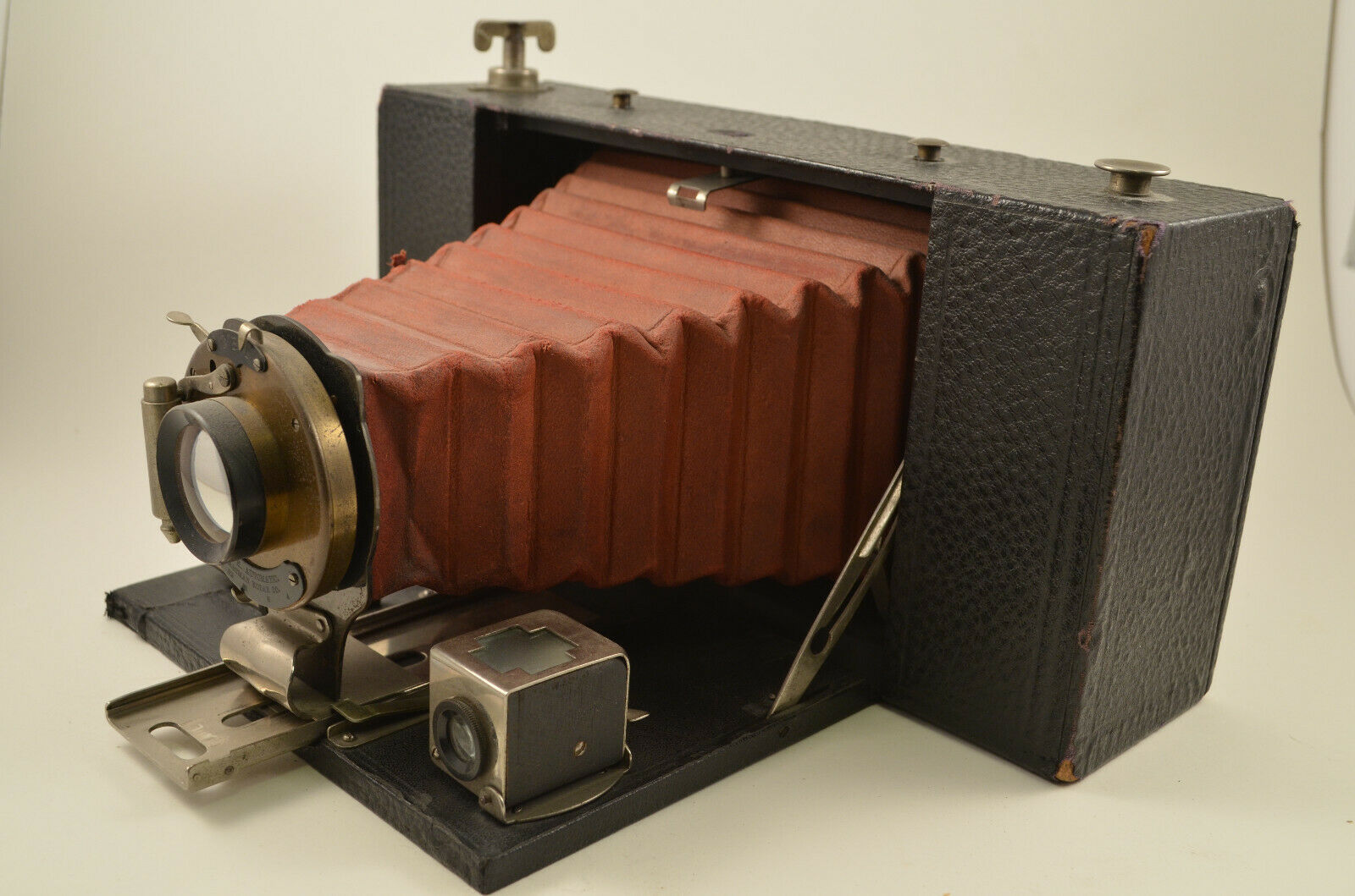 Kodak No. 3-A Folding Brownie Camera Model A 1909 - $83.00
