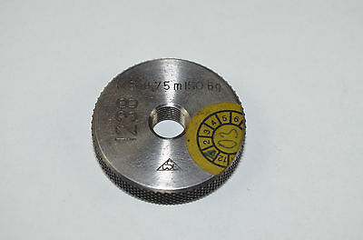 Gewindering Gewinde-Gutlehrring, CSE, M8X0,75m ISO- 6g, RHV6576