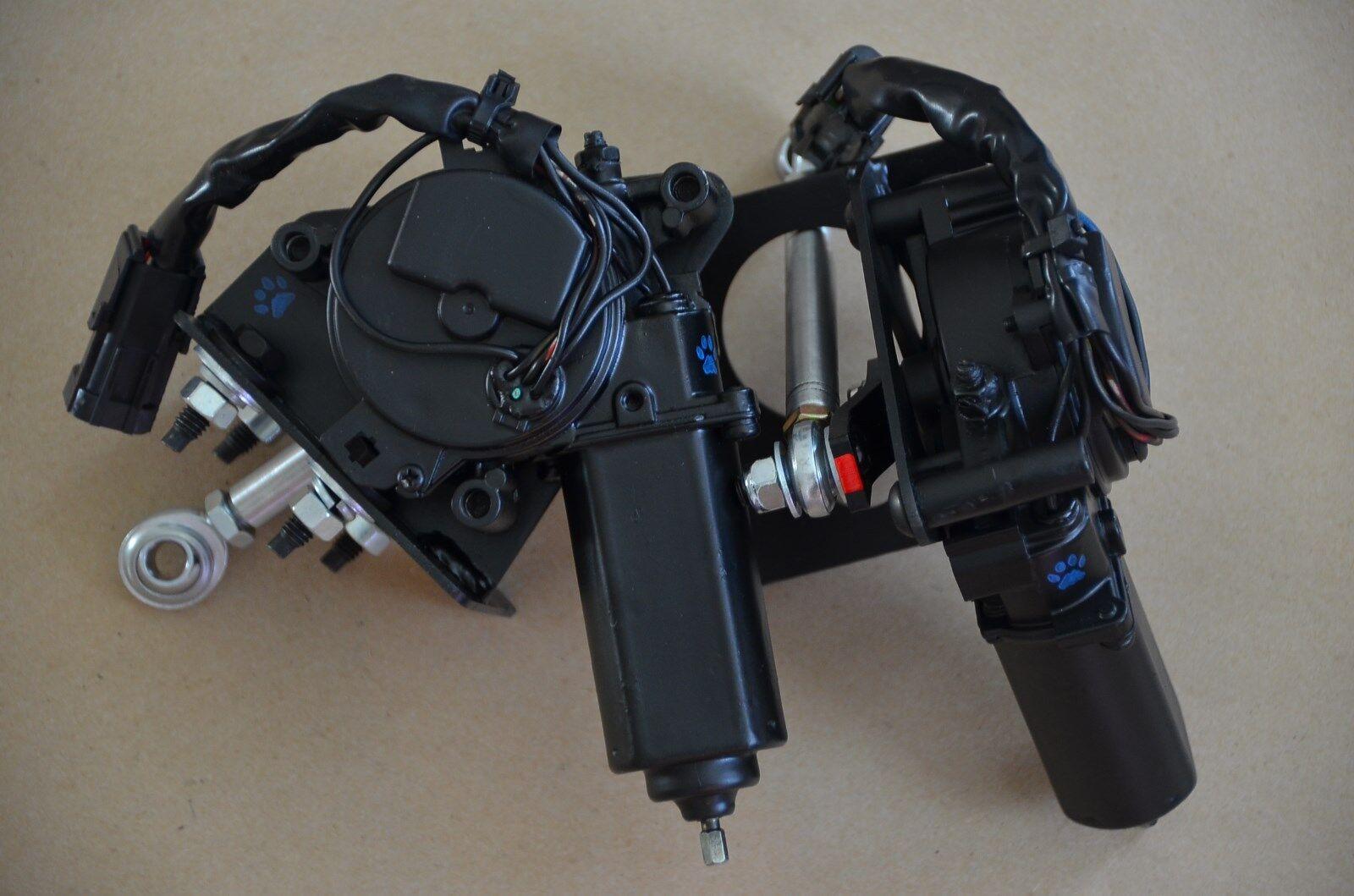 C3 Corvette Wiring Harness Conversion Speaker Wire 68 82 Electric Headlight Motor Kit 3 On